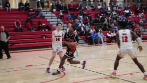 8th Grader Mercy Miller makes history playing Varsity Basketball with Minnehaha Academy