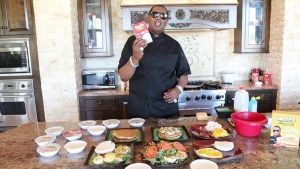 MASTER P UNCLE P FOOD PRODUCTS IS ALL ABOUT ECONOMIC EMPOWERMENT