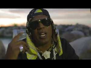 "Master P and BlaqNmilD take over the streets with ""Aint Coming Down"""