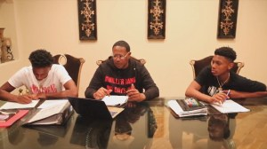 Master P teaching his kids Economics and Banking to be more than just athletes.