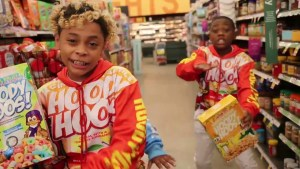 "The Super Rap Group ""YGK"" makes an anthem for Master P's ""Hoody Hoos"" Cereal"