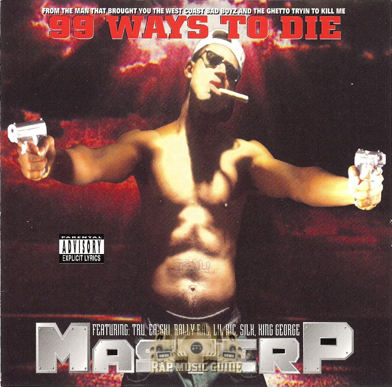 master-p-99-ways-to-die
