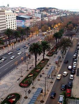 Avenida da Republica - Sede do ICNF