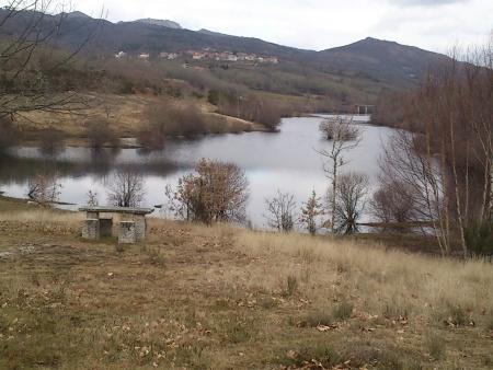 Barragem do Alto Cávado Fevereiro 2015