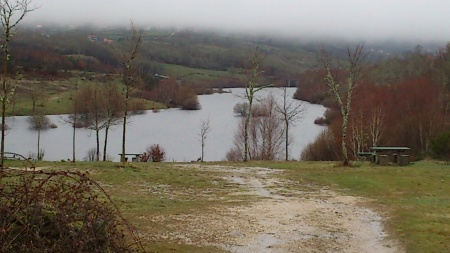Condições de pesca na Barragem de Sezelhe 2013