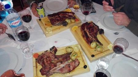 Restaurante Dias - costeletão - Torres Fishing Challenge