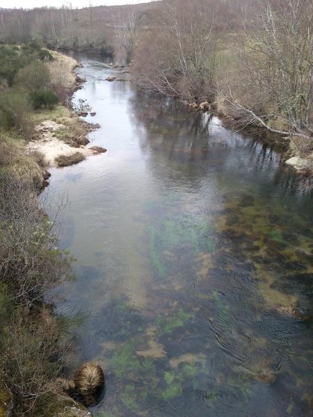 Rio Cávado Montalegre Fevereiro 2015