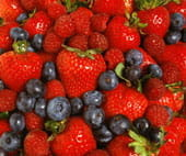 healthy berries - a superfood for fat loss and a lean body