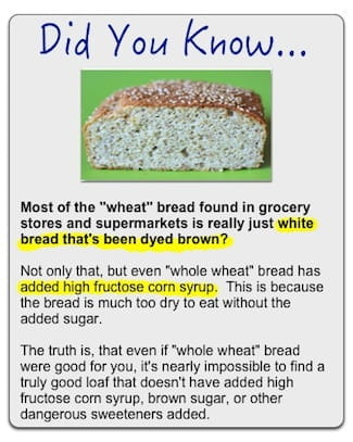 Here's EXACTLY what whole wheat bread, milk, sugar, and vegetable oil does to the cells of your body
