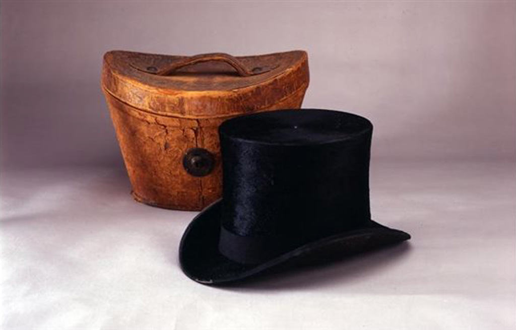 fur trade history, beaver top hat