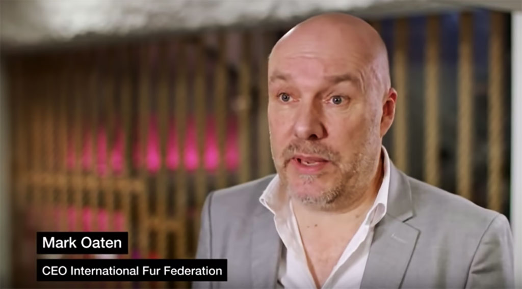 Mark Oaten International Fur Federation