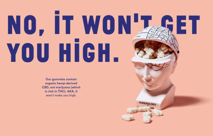 Not Pot Doesn't Get You High