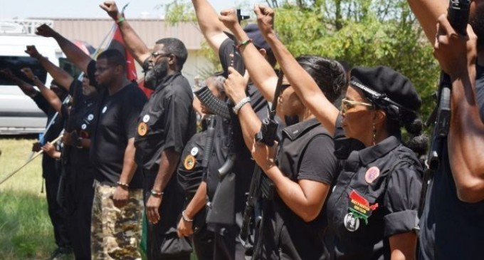 New Black Panther Party to Carry Out ARMED Protest Outside Republican Convention