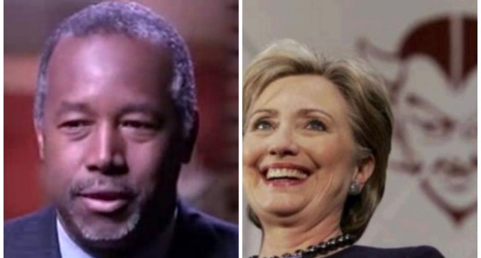 "Ben Carson: Hillary's Hero Saul Alinsky Admired Lucifer, Called Him ""The Original Radical"""