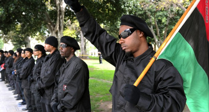 Black Panthers Leader: Blacks Need to Supplant Whites in 5 States, Form 'Country Within a Country'