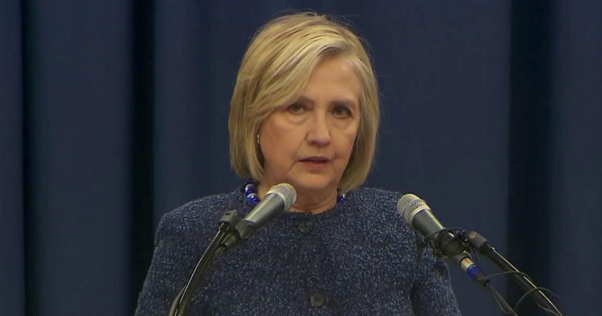 Hillary Racist And White Supremacist Views Are Lifted Up