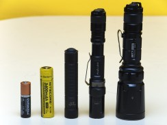 flashlight types