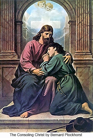The Consoling Christ