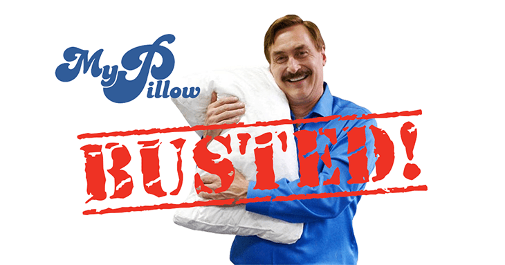 mypillow gets a 1 million wake up call