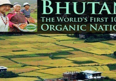 Country 100% Organic - Bhutan