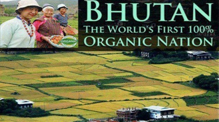 Bhutan plans to become the first country in the world to turn its agriculture completely organic