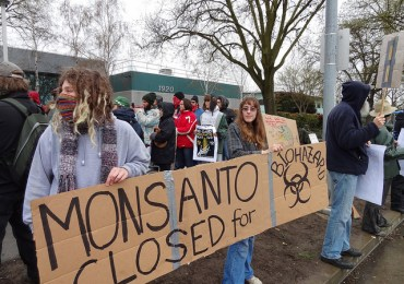 Shut Down California Monsanto