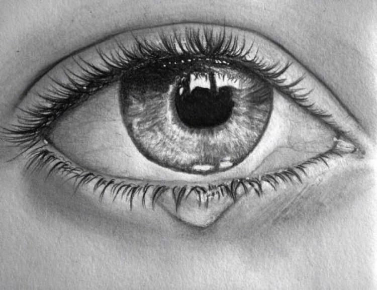 eye_with_tear_by_blablablashalala-d699fx21