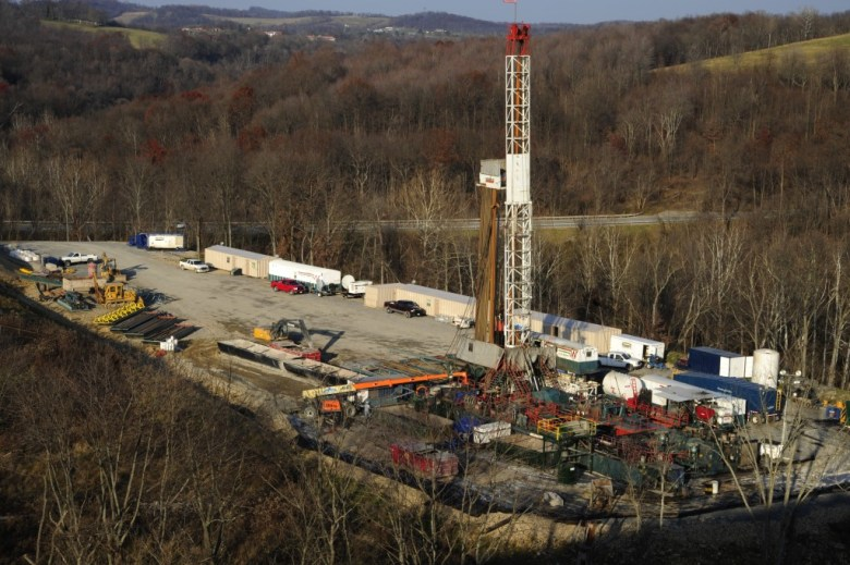 fracking - pensylvania