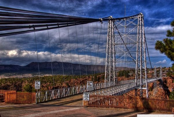 Bridge Royal Gorge, USA_2