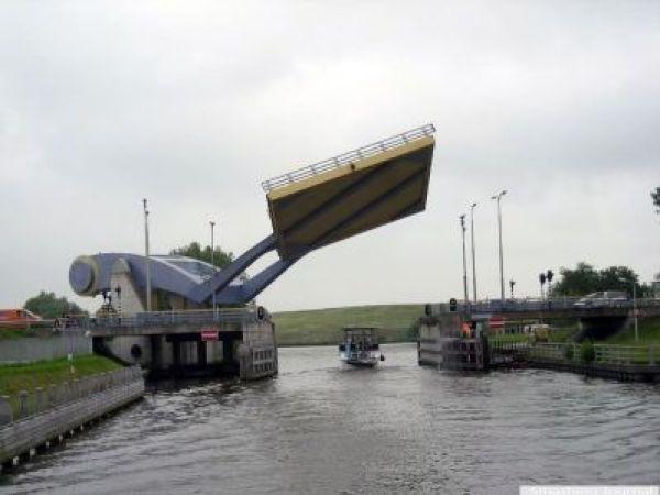 Bridge Slauerhoffbrug, Netherlands_1