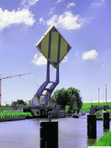 Bridge Slauerhoffbrug, Netherlands_2