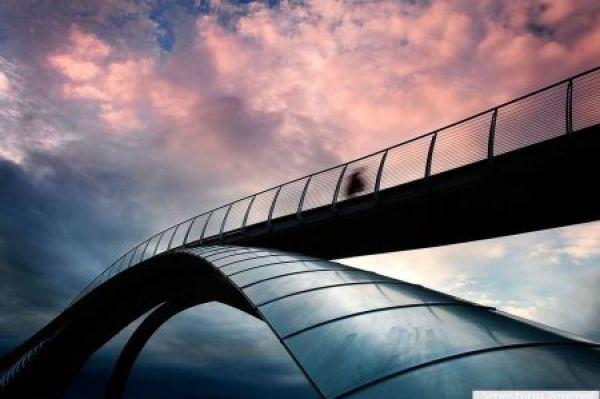 Leonardo da Vinci's bridge, Norway_3