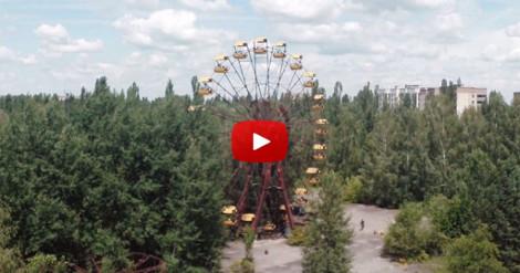 Drone-chernobyl