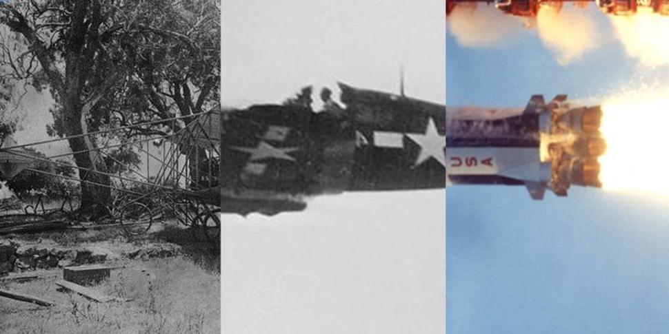 airplane history