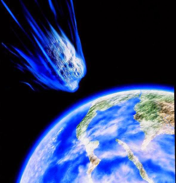 NASA on alert as HUGE Asteroid 2014-YB35 set to 'skim past ...