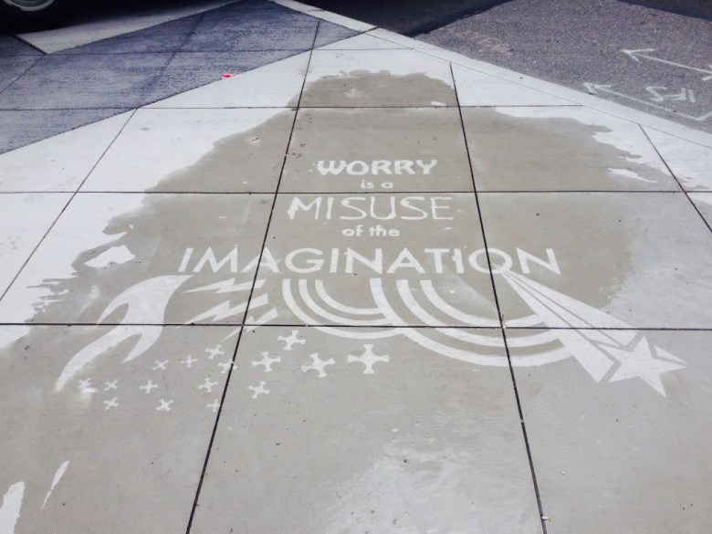 miss use of imagination