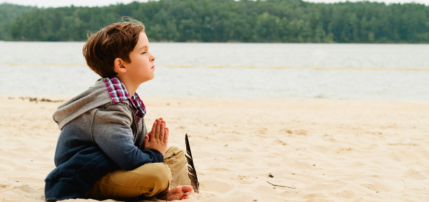 7 Fun Ways To Teach Your Kids Mindfulness