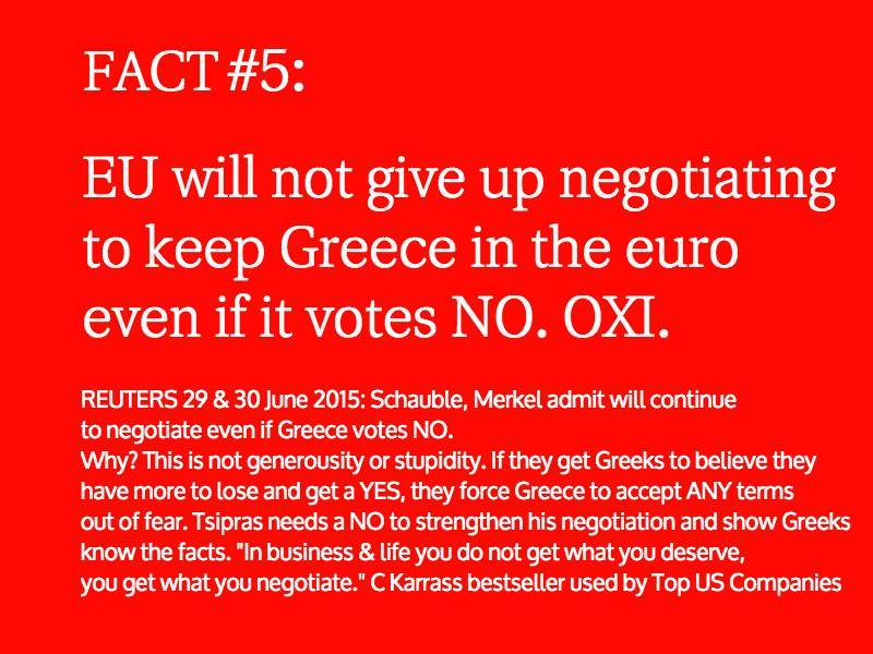 THE FACTS ABOUT GREECE 5