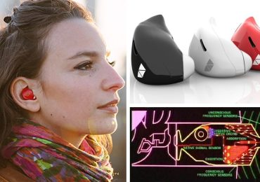Device inside the ear translates languages in real time!