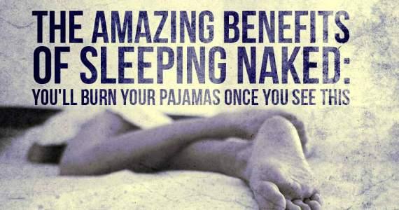 Sleeping Naked