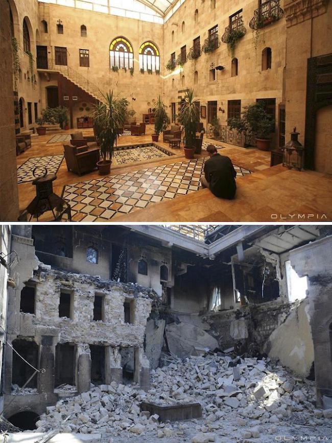 Syrian War-Before-After-7