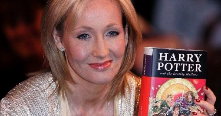"J.K. Rowling Loses Billionaire ""Status"" On Forbes List For Being Too Charitable"
