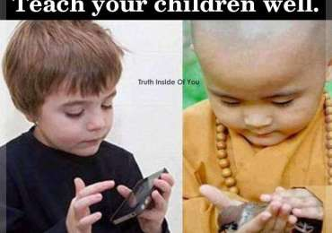 Teach your children well.