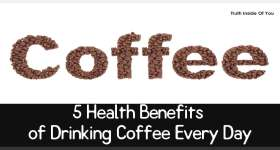 5 Health Benefits of Drinking Coffee Every Day