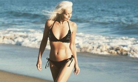 Yazemeenah Rossi, 61-year-old model