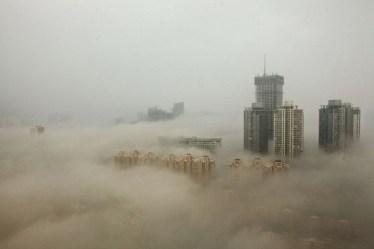 Beijing In A Cloud Of Smog