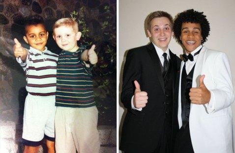 He White But He Still Ma Nigga. My Best Friend For 18 Years