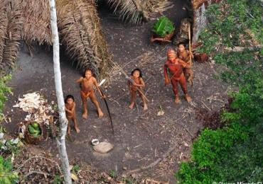 Killing Members of 'Uncontacted' Amazon Tribe.