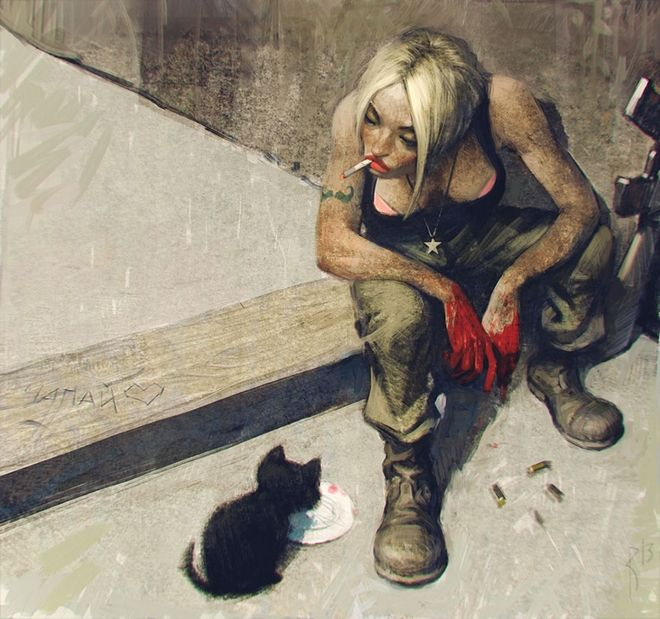 Sexism, Violence, Indifference. The Society Through the Sketches of Waldemar Von Kazak.16