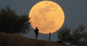 Supermoon 2017 The Biggest Full Moon of the Year